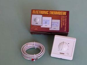 pripojiť hniezdo termostat